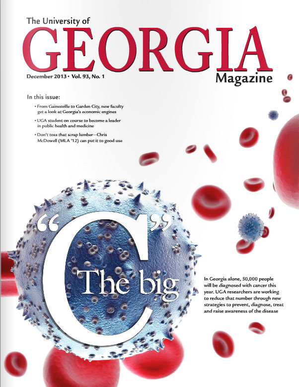 December 2013 Issue Cover