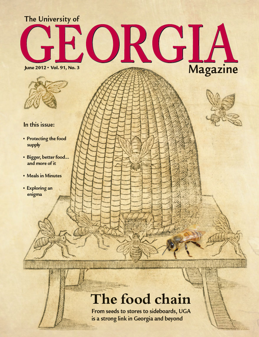 June 2012 Issue Cover