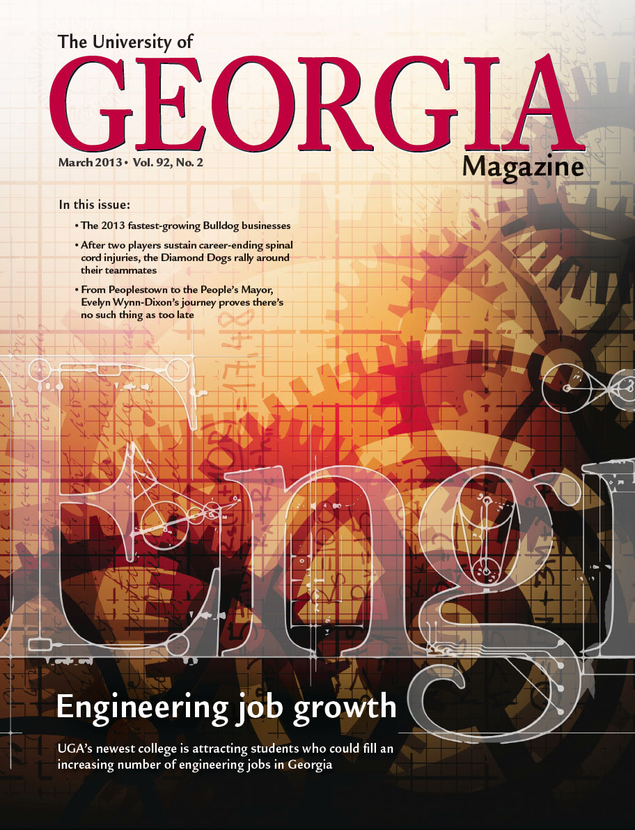 March 2013 Issue Cover