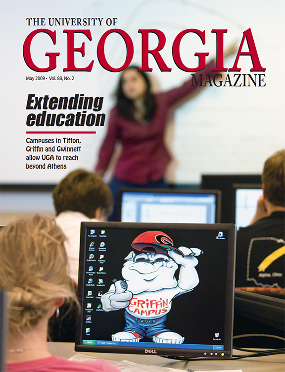 May 2009 Issue Cover