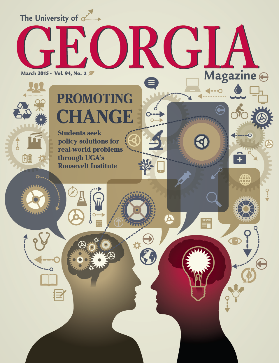 March 2015 Issue Cover
